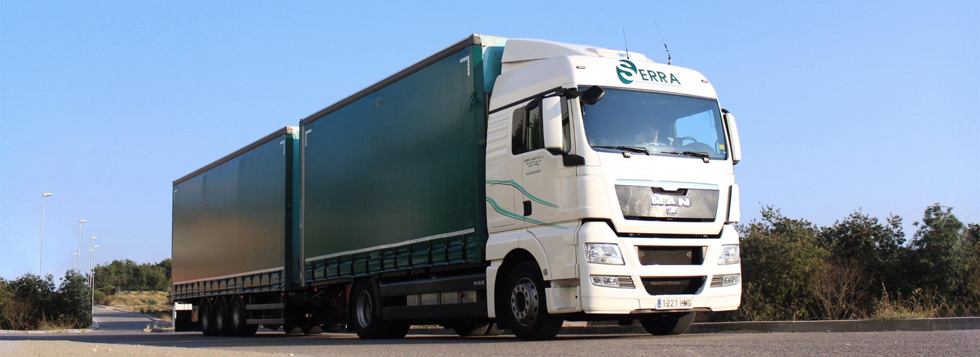 40 camions - Seberlogistics